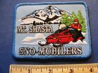 mt. shasta sno-mobilers patch