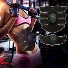 Stimulator Training Smart Abs Fitness Gear Muscle Abdominal belt Trainer WQ38