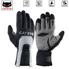 CATEYE Cycling Winter Thermal Gloves Full Finger Windproof Outdoor Sports Gloves