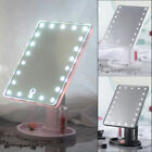 Makeup Mirror 22 LED Touch Screen 360° Tabletop Cosmetic Vanity Light Up Mirror