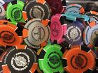 HARLEY-DAVIDSON - CHELTENHAM DEALER POKER CHIPS - CUSTOM COLOURS SINGLES GIFT £2.99 GBP on eBay