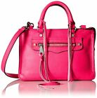 Rebecca Minkoff HS16IPBX61 Micro Regan Satchel,- Choose SZ/Color. <br/> USA SELLER - WORLDWIDE SHIPPING