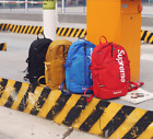 "17"" Supreme Backpack Unisex Casual Travel Laptop Computer Notebook School Bag A+"