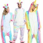 Unisex Myth Pony Kids/Adult Unicorn Animal Onesi Cosplay Costume Pajamas Hoodies