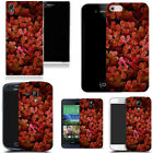 pictured printed gel case cover for popular mobiles dandy designs