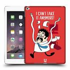 HEAD CASE DESIGNS OFFICE BLUES HARD BACK CASE FOR APPLE iPAD