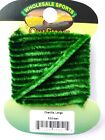 Chenille For Fly Tying And Jig Tying Size Large Multiple Colors   Item CHL