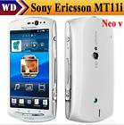 Sony Ericsson Xperia neo V MT11 MT11i cell phone Android 3G WIFI GPS 5MP Camera