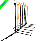 1X Archery Bow Stand Recurve Bows Holder Legs Shooting Accessories 7 Colors