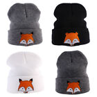 IK- Winter Kids Toddlers Baby Girls Boys Fox Style Knitted W