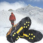 grippers shoes - IK- 1 Pair Ice Snow Anti Slip Spikes Grips Grippers Crampon Shoes Overshoe Surpr
