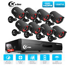 Kyпить XVIM 1080P HDMI 8CH 4CH DVR Outdoor Surveillance CCTV Security Camera System 1TB на еВаy.соm