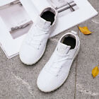 Young Men's Leather Comfy Sports Sneaker Low help shoes Athletic Shoes b908