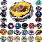 Beyblade Metal Masters LOT Fusion Fury+String Bey Launcher Gyro XMAS Child Toys