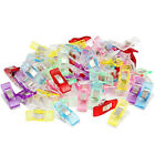 IK- 50/100Pcs Clover Wonder Clips for Crafts Quilting Sewing Knitting Crochet Ch