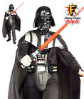 Star Wars Adult Deluxe Darth Vader Costume Fancy Dress Outfit Licensed New