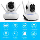 HD 720P Wireless Wifi Strong Signal CCTV IP Cameras Security Monitors Indoor Lot