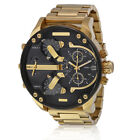 Men's Fashion Luxury Watch Stainless Steel Sport Analog Quartz Wristwatch #OT