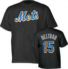 Carlos Beltran New York Mets Adult T-Shirt with Name & Number (100% Cotton)