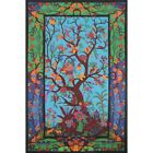 """3D Tapestry Wall Art With 3D Glasses - Tree Of Life - 60"""" X 90"""""""