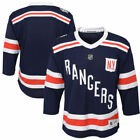 NY Rangers Youth Authentic Blank Navy 2018 Winter Classic Jersey