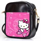 HELL0 KITTY PINK Sling Bag Crossbody Women Shoulder Bags Leather