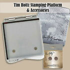 CHOICE OF Tim Holtz Stamp Platform or Accessories, Tonic Press for Clear +Rubber