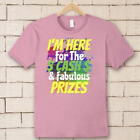 price right johnston ri - Price Is Right I'm Here For The Cash & Prizes Graphic T-Shirt Short Sleeve