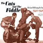 Audio CD WE CATS WILL SWING FOR YOU VOL The Cats And The Fiddle Nuovo Musica