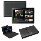 4+64GB 3G 10.1'' Tablet PC Android 4.4 Octa Core Dual SIM HD Wifi+ Keyboard+Case