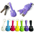 2in 1Micro USB Cable Cow Keychain Charger Mobile PhoneCable For Smart Phone-X*v*