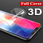 For Apple iPhone X 8 Plus Screen Protector Soft Nano Full Cover Hydrophilic Film