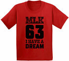 Martin Luther King Toddler Shirts Girl Boy Infant Shirts I Have A Dream