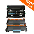3Pk For Brother MFC-8520DN MFC-8710 High Yield Toner Cartridge Drum TN750 DR720