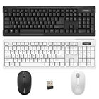 2.4G Wireless Gaming Keyboard and Mouse Combo Set for All PC Laptop