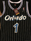 Penny Hardaway Orlando Magic Jersey 1 Throwback Basketball Stitched Men NWT
