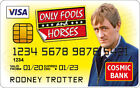 Rodney - Only Fools and Horses Novelty Plastic Credit Card