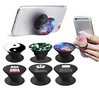 KING QUEEN YANG POPSOCKET Stand Supporto Auto GRIP iPhone Samsung Huawei LG