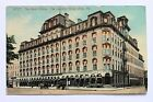 Old postcard THE REED HOUSE, THE LEADING HOTEL, ERIE, PA
