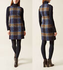 Hobbs Briony Boucle Check Dress