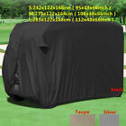 4 PASSENGER GOLF CART COVER FITS EZ GO Club Car Yamaha, Eagle Taupe Storage MY