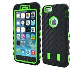 Heavy Duty Tyre Rugged Shock Proof Builder Case Cover For iPhone 8 7 5 6s Plus X