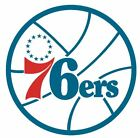 Philadelphia 76ers Sticker S64 Basketball YOU CHOOSE SIZE on eBay