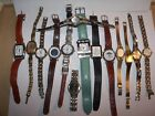 VTG MOD Bulova Citizen Guess BRIGHTON Relic Helbros Moon Phase women WATCHES