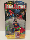 SUPERMAN - Total Justice - Action Figure - Kryptonite Ray Emitter - NEW