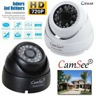 Network Full HD 720P P2P Night Vision Waterproof Security Outdoor 1MP IP Camera