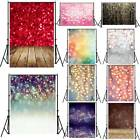 US 5x7ft Dreamy Heart Haloes Photography Backdrops Background Couple Photos 3x5