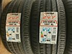 2X New AVON ZZ5 245/45 ZR18 XL 100Y A1 Premium Range Car Tyres 245 45 18 A+Grip