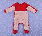 Novelty baby girl boy shower gift long sleeve one piece sleep suit crawling mop