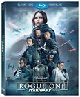 Rogue One: A Star Wars Story (Blu-ray/DVD, 2017, 3-Disc Set, Includes Digital... $10.0 USD